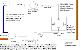 wolo air horn wiring diagram wolo image wiring diagram electrical question concerning stebel horn on wolo air horn wiring diagram