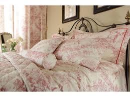 excellent idea toile duvet cover de jouy antique pink covers queen set canada blue uk twin full nz