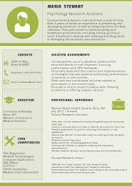 Chronological Resume Format 2016 Resume 2018