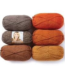 Lion Brand Vannas Choice Yarn