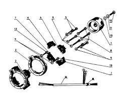 jawa moped engine jmea11 lock washer 5 1 csn 02 1740 05 311 214 jawamoped com provides the complete parts diagrams for the jawa 210 moped