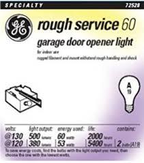 garage door opener bulbGarage Door Opener GLB4 60 Watt Light Bulbs   Amazoncom