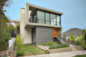 simple modern house.  Simple Amazingmodernsmallhousedesignswithgreypainting And Simple Modern House