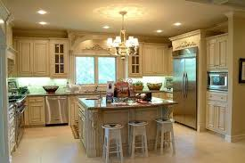 exceptional wood cabinets kitchen 4 wood. Kitchen. U Shaped Cream Wooden Kitchen Cabinet And Rectangle Island With Brown Countertop Also Exceptional Wood Cabinets 4 P