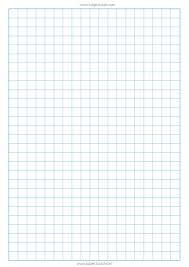 Graph Paper For Math Graph Paper With Coordinate Plane Grid