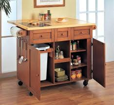 amazing small kitchen carts cart with drawers