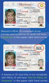 Id Driver's At Licenses Bethany's Processed Office Being Real