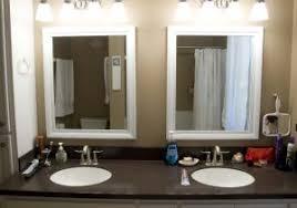 framed bathroom mirrors. 39 Photos Of The \ Framed Bathroom Mirrors