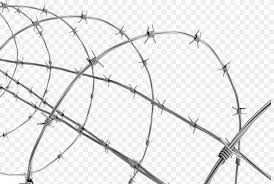 barbed wire fence png. Plain Wire Barbed Wire Chainlink Fencing Fence Sticker With Wire Png A