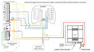 any hvac guys here that can check my wiring of ecobee4 and aire sgvsb1e png