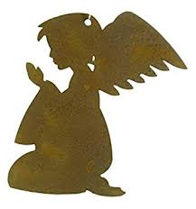 Edelrost Christbaumschmuck Und Weihnachtsbaumschmuck Engel