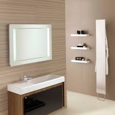 Frameless Bathroom Vanity Mirrors Home Design Ideas