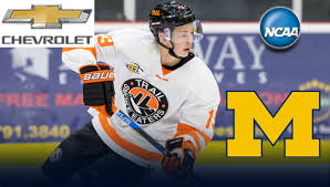 Johnson commits to Michigan | BCHL League Site