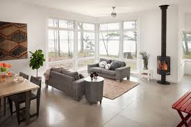 The Stained Wood Stays What Paint Colors Will Go With It Laurel HomePainted Living Room Floors