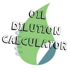 Dilution Chart For Young Living Essential Oils Young Living Essential Oil Dilution Calculator For Adults