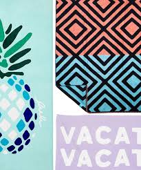 beach towel designs. 9 Chic Beach Towels That Will Upgrade Your Vacation Instagrams Towel Designs E