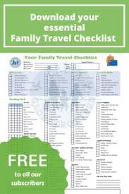 7 Steps To Stress Free Family Packing Revealed Our
