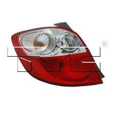 Ez Loader Trailer Light Bulb Replacement Amazon Com Tyc 11 6285 00 1 Toyota Matrix Right Replacement