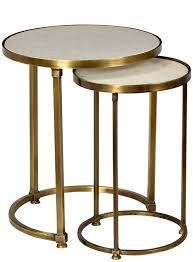 round glass nesting tables 43 best nest of tables images on