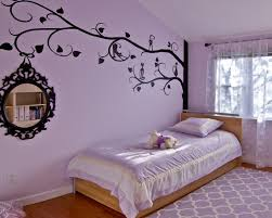 Girls Wall Stickers Enchanting Wall Designs For Girls Room