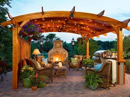 Gazebos decorating ideas Outdoor Shop This Look Bradpikecom 36 Backyard Pergola And Gazebo Design Ideas Diy