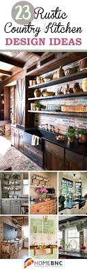 country kitchen decor. 23 Rustic Country Kitchen Decor Ideas To Make Your Cooking Space Unique