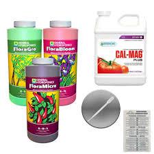 Buy General Hydroponics Flora Series Trio Floragro