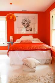 Decorate with orange to infuse life into any space. From a saturated orange  room to a modern room with orange accents, orange can fit any style, any  space.