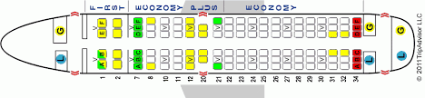 Emb E90 Jet Seating Chart Cogent United A319 Seat Map Eva Air Seating Chart Airbus