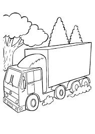 Una Raccolta Di Popolare Disegni Camion Da Colorare Disegni Da