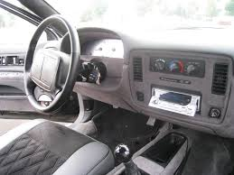1996 Chevy Impala SS with 6 speed manual transmission. Very nice ...