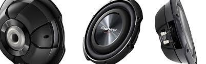 pioneer speakers subwoofer. #2 best budget: pioneer ts-sw shallow series subwoofers speakers subwoofer