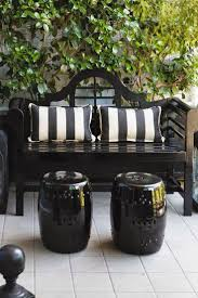 Excellent Black And White Patio Furniture 94 For Your Minimalist with Black And White Patio Furniture