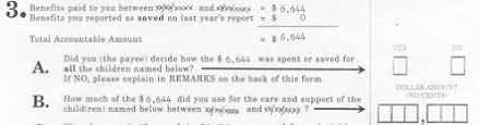 Representative Payee Accounting Form - Doki.okimarket.co