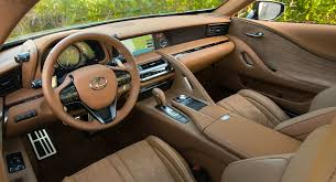 2018 lexus lc 500. contemporary 2018 2018 lexus lc 500 interior on