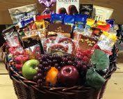 fresh and fruity gift basket