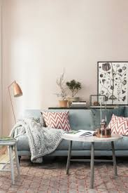 Pink Living Room Trend Spotter Decorating With Dusty Pink
