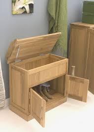 conran solid oak hidden home office. Conran Solid Oak Furniture Hallway Shoe Storage Bench Cabinet Conran Hidden Home Office