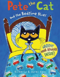 Pete The Cat And The Bedtime Blues Reward Chart