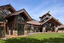 hybrid timber frame homestimber frame homes for