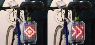 how to this diy arduino bicycle safety system includes turn signals brake lights strobe and more