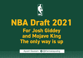 NBA Draft 2021: For Josh Giddey and ...
