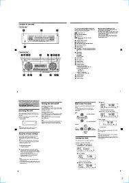 sony cdx m600 cdx m650 service manual file size 2266 kb s 345