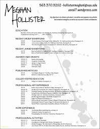 Resume Format For Makeup Artist List Of Makeup Artist Resume