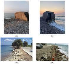 assessment of the coastal vulnerability