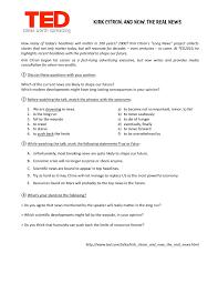 56 FREE Mass-media Worksheets