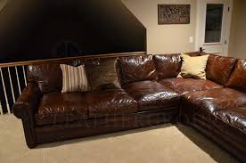 pictures gallery of elegant leather sofa sectional arizona leather sectional sofa with chaise top grain aniline