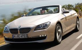 BMW Convertible bmw convertible 650i : 2012 BMW 650i Convertible | Review | Car and Driver