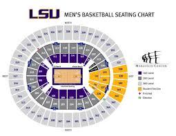 Lsu Stadium Chart