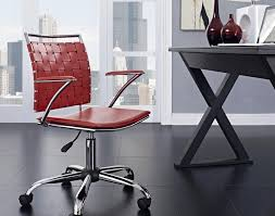 bedroommarvellous leather desk chairs office. image of red leather desk chair bedroommarvellous chairs office n